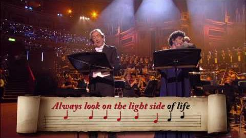 Always Look on the Bright Side of Life Sing-Along