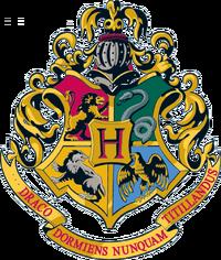 Hogwarts Main Crest
