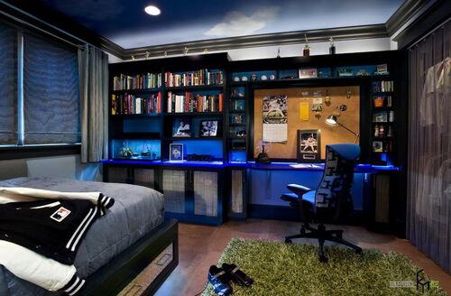 Cian's Bedroom