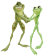 Naveen-amp-tiana-frogs-hold-hands-185552