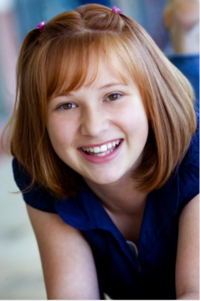 Rose age 12