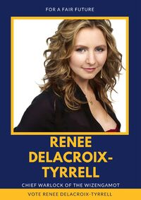 Renee Campaign Poster