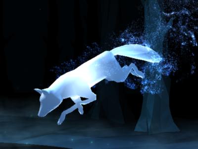 Acie — Fox Patronus