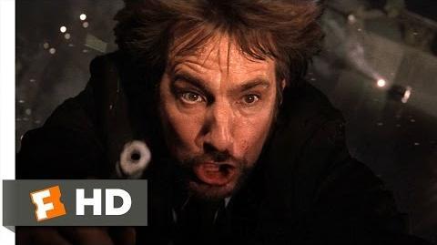 Die Hard (5 5) Movie CLIP - Happy Trails, Hans (1988) HD