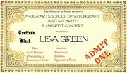 Wikia DARP - Benefit Concert-Ticket GrBl