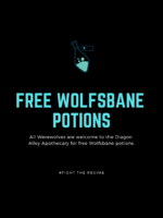 Wolfsbane end the regime