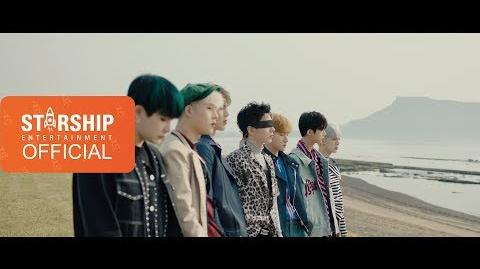 MV 몬스타엑스(MONSTA X) - SHINE FOREVER