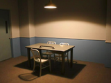 Department of Magical Law Enforcement/Auror Office/Interrogation Room