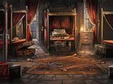 Gryffindor Dormitories/11G