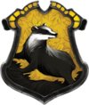 Hufflepuff crest