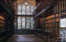 Hogwarts Library image 2