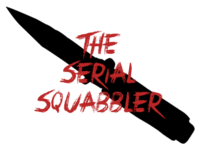 The Serial Squabbler Logo