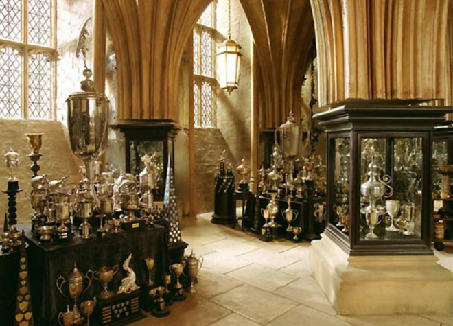Hogwarts Trophy Room