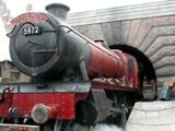 Hogwarts Express Hogsmeade Station