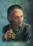 Salazar Slytherin by leelastarsky