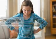 Wikia DARP - Wrathful Ariana (age 9)