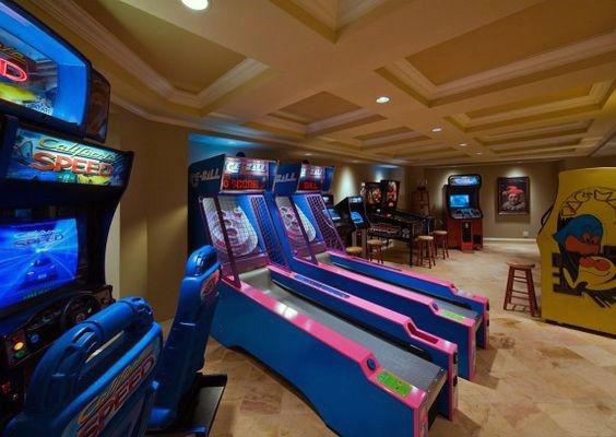 KE Game Room