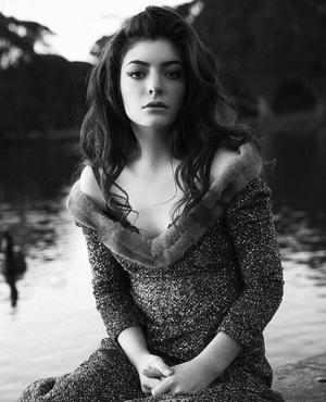 Lorde Harpers BAZAAR Australia