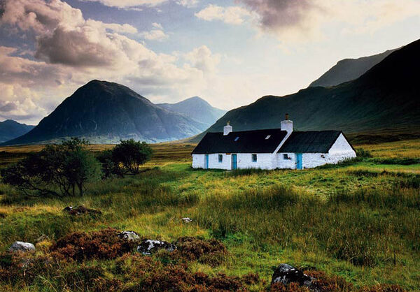 Scottish-highlands-house