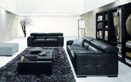 Kedric Apt Living Room
