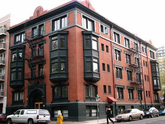 Portland-Oregon-Apartments