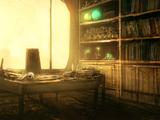Herbology Professor's Office