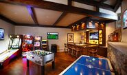 Bellucci Residence/Game Room