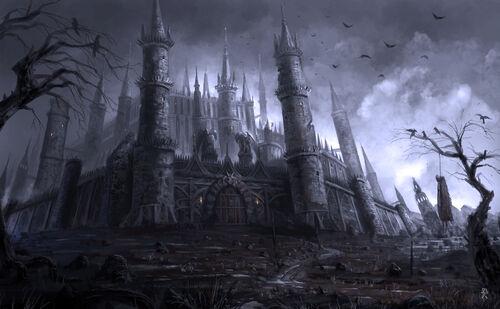 Arcana Alliance Castle
