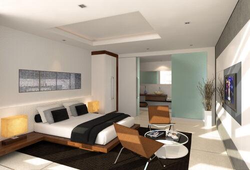 Kai's Bedroom