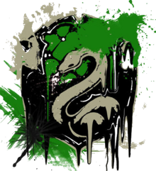 Transparent slytherin