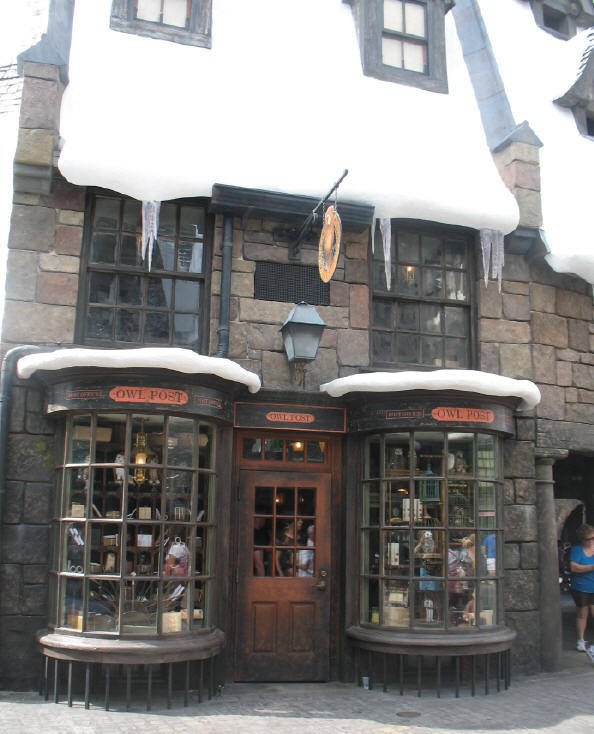 Hogsmeade Post Office