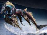 Melinda Bagman/Fantastic Beasts/Hippocampus