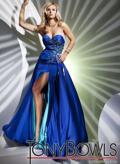 Image - 112701-Tony-Bowls-Paris-Prom-Dress-S12 blue silver.jpg ...
