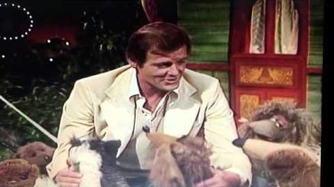 Roger Moore Sings Talk to the Animals