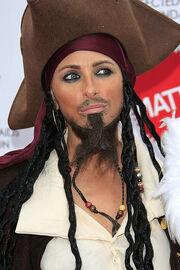 Sarah Norman Halloween costume