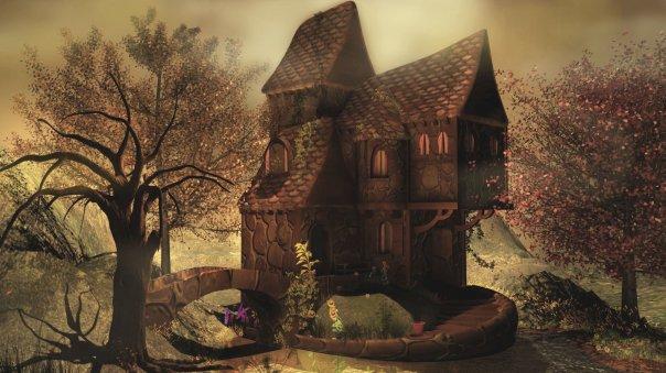 Image Fantasy Cottage By Guernicas Serpens Cottage Jpg