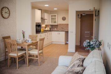 Backpackers Hostel/Living Room