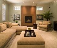 Dane Home/Living Room