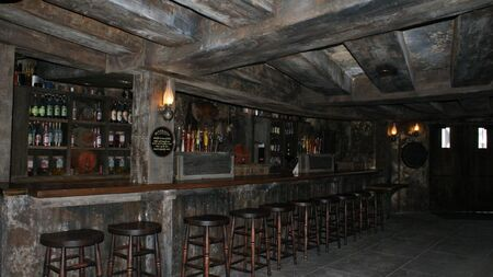 Hogs Head Interior