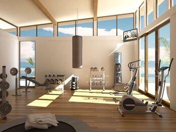 Reagan Home Gym