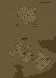 Wikia DARP - Hogwarts Dungeons 1