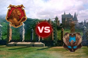 Gryffindor vs Ravenclaw