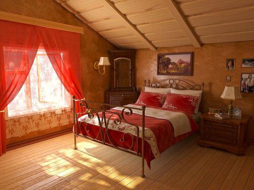 Clara's Bedroom