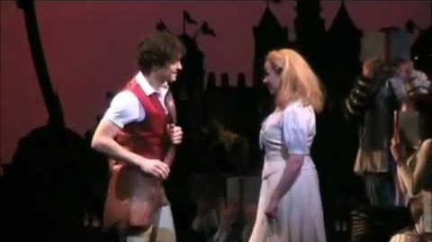 Lee Mead - Dancing through Life - Wicked London - YouTube.flv
