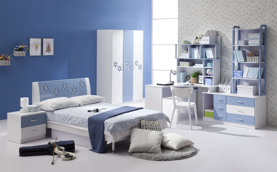Light Blue Bedroom Decorating Ideas 11 Jpg