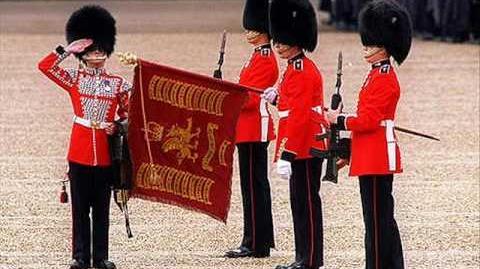 Men of Harlech Welsh Guards-0