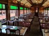 The Hogwarts Express/Dining Carriage