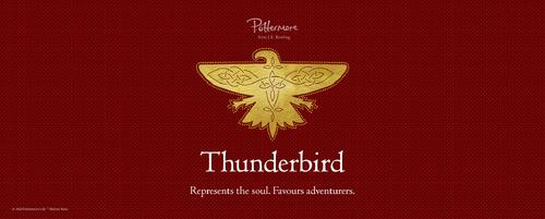Ilvermorny Wallpapers Thunderbird