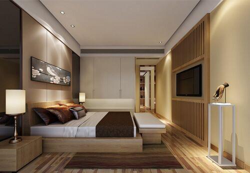 Silas' Bedroom