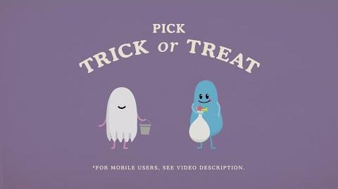 Dumb Ways to Die - Halloween
